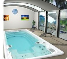 Minipiscinas y swim spa mini piscina nataci n for Minipiscinas spa
